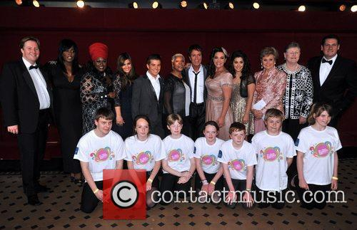 Dionne Warwick, Alison Moyet, Caro Emerald, Cliff Richard, Joe Mcelderry, Katie Melua, Mica Paris and Tony Hadley