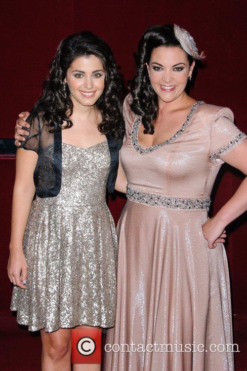Katie Melua, Caro Emerald and Royal Albert Hall
