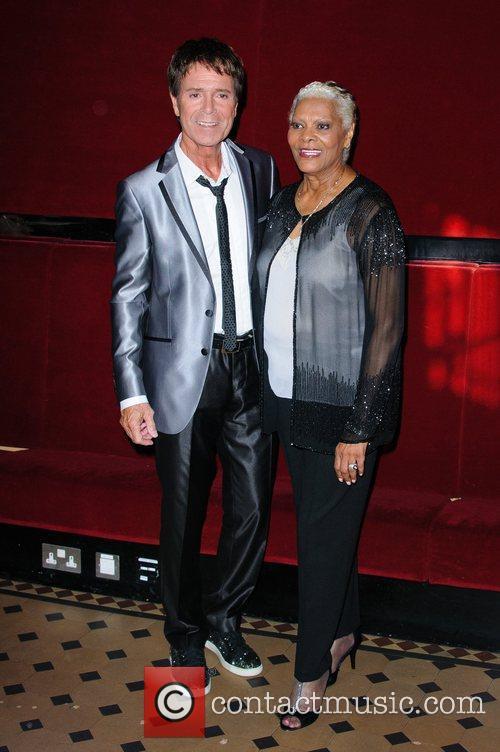 Cliff Richard, Dionne Warwick and Royal Albert Hall 7