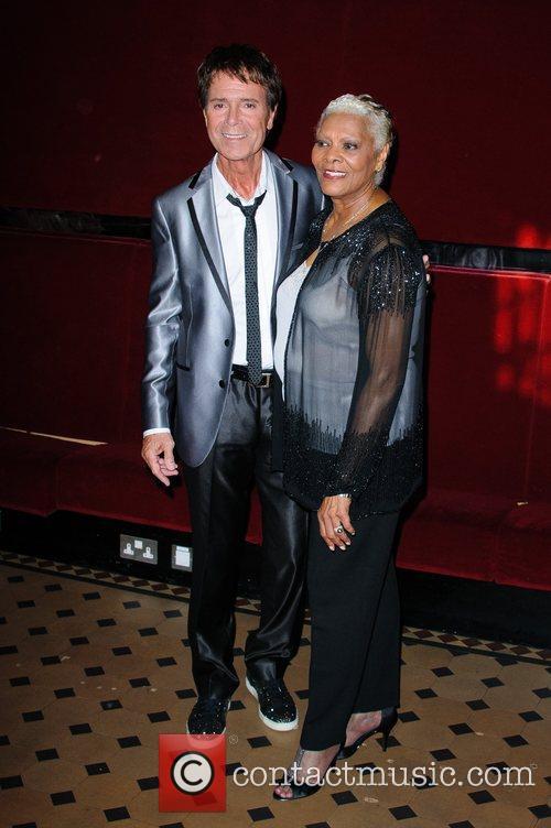 Cliff Richard, Dionne Warwick and Royal Albert Hall 9