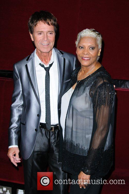 Cliff Richard, Dionne Warwick and Royal Albert Hall 10