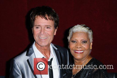 Cliff Richard, Dionne Warwick and Royal Albert Hall 1