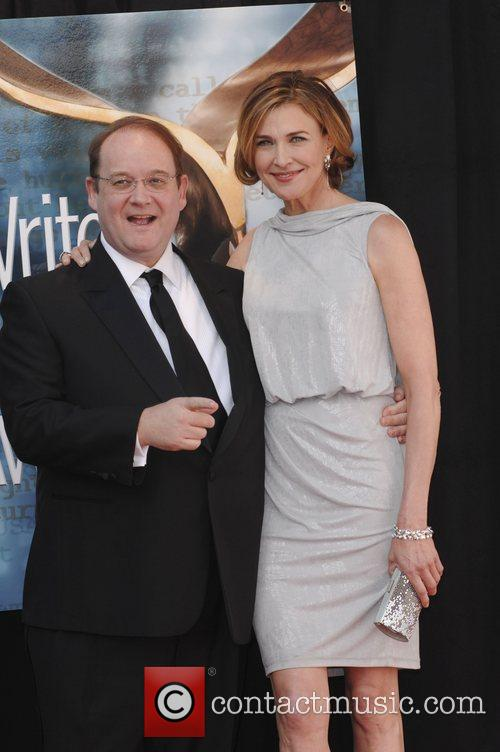 Marc Cherry and Brenda Strong 1