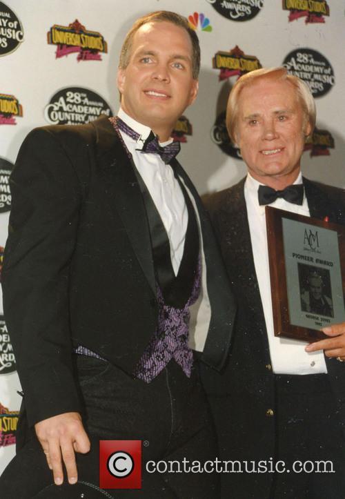 George Jones and Garth Brooks 4