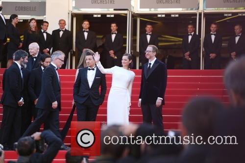 James Gray, Marion Cotillard and Jeremy Renner 4