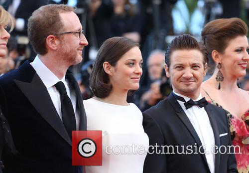 James Gray, Marion Cotillard and Jeremy Renner 6