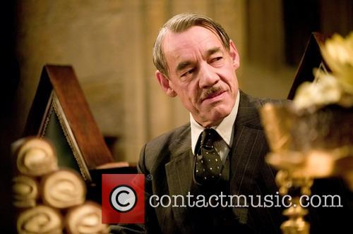 Roger Lloyd-pack, Barty Crouch, Harry Potter, Goblet and Fire 1