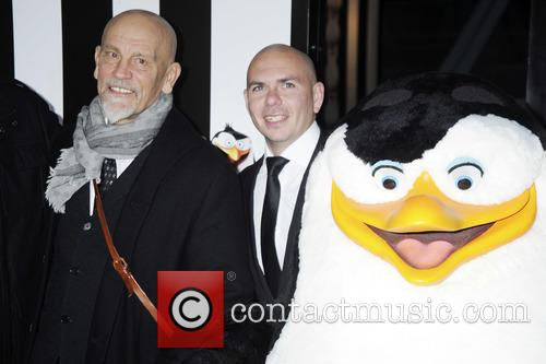John Malkovich and Pitbull