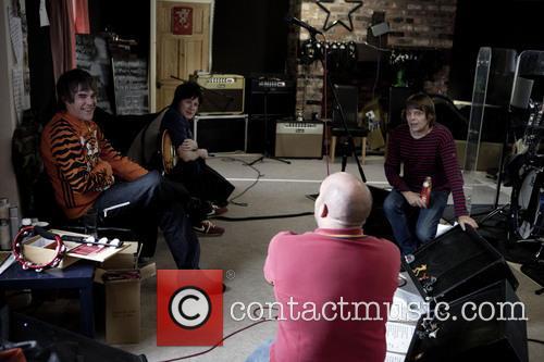 Ian Brown, John Squire, Gary