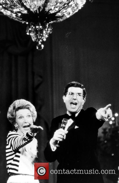 Nancy Reagan, Nancy Davis and Marvin Hamlisch