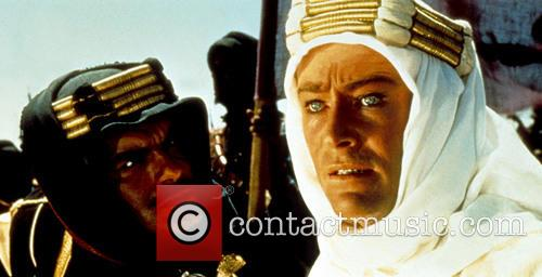 Omar Sharif and Peter O'toole