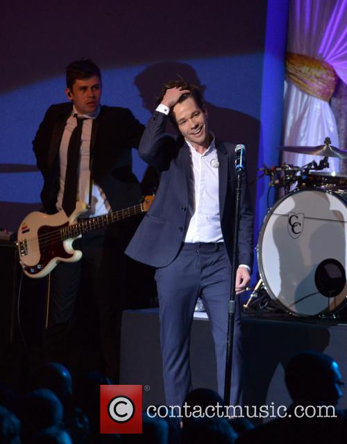Nate Ruess, Andrew Dost and Jack Antonoff 2