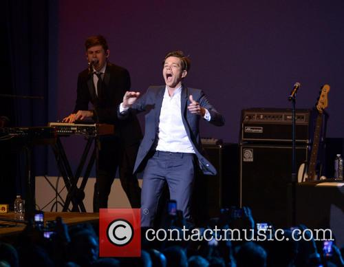 Nate Ruess, Andrew Dost and Jack Antonoff 6
