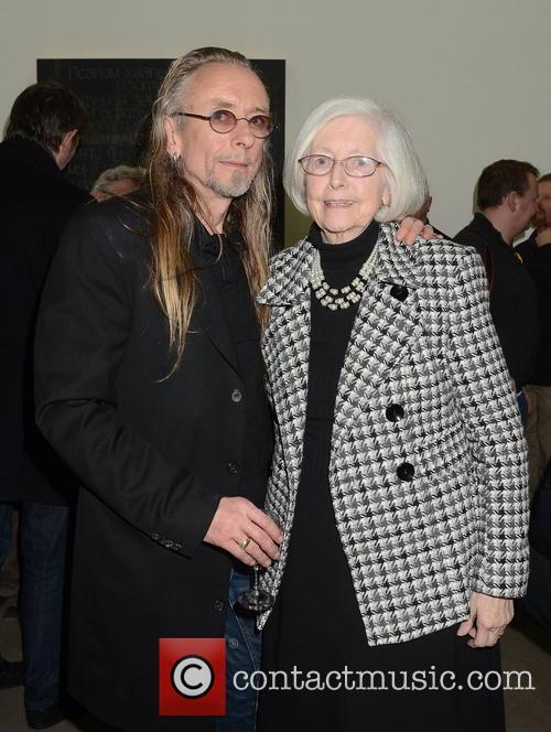 Guggi & Mother Winifrid Rowan 2