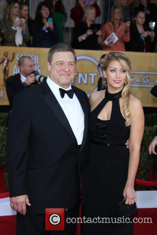 John Goodman and Anna Beth Hartzog