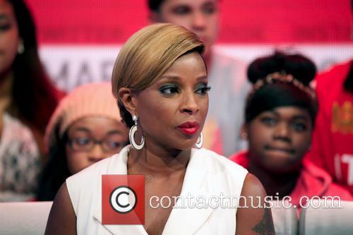 Mary J Blige 1