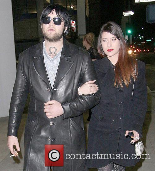 Christina Fulton and Weston Cage