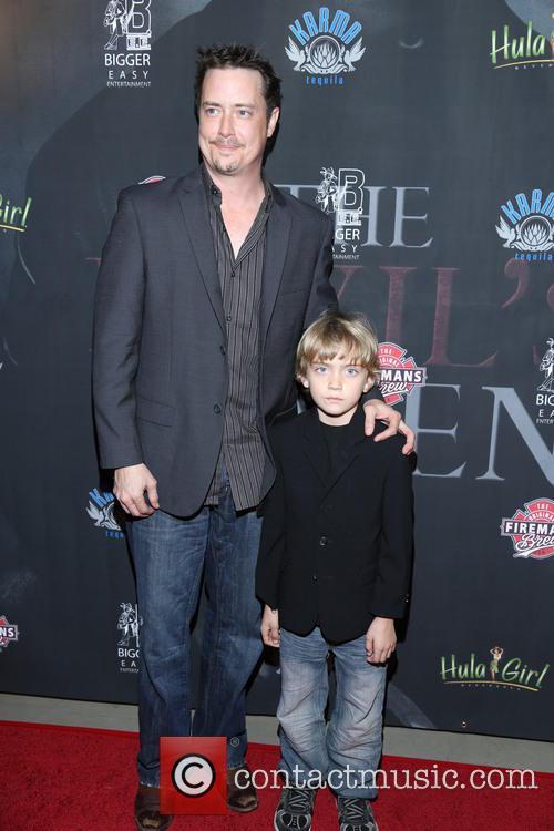 Jeremy London and Son Lyrik London