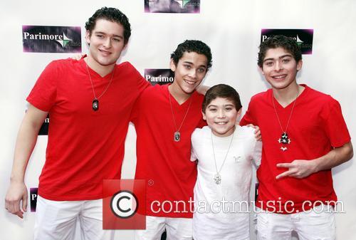 Ryan Ochoa, Robert Ochoa, Raymond Ochoa and Rick Ochoa