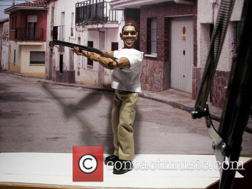 President Barack Obama and Herobuilders
