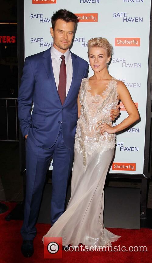 Josh Duhamel and Julianne Hough 4