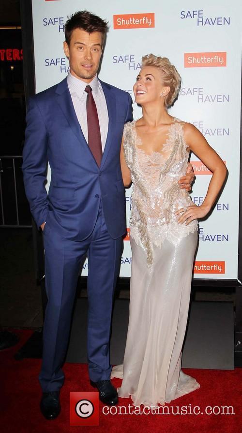 Josh Duhamel and Julianne Hough 5