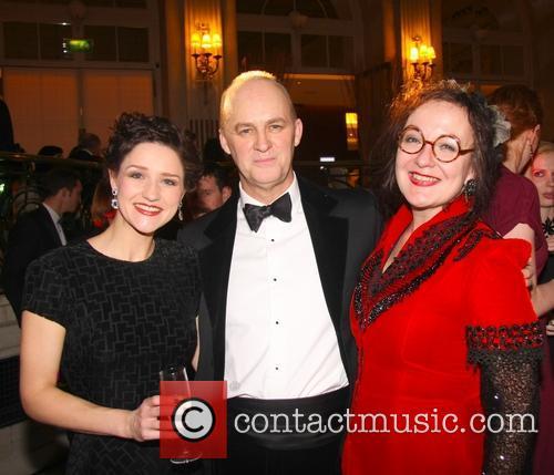 Grace Rowe, Annie Gosney and Tim Mcinnerny