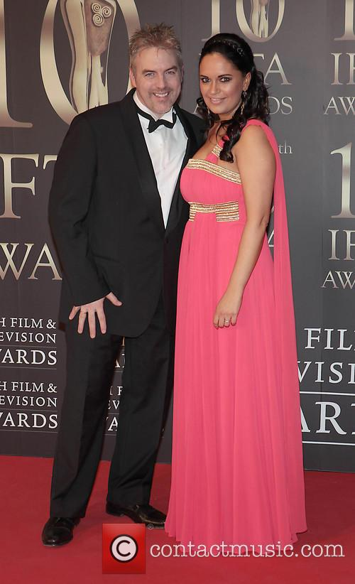 Donal Mcintyre and Wife 7