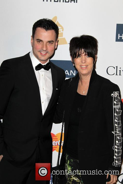Tommy Page and Clive Davis 11