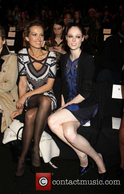 Petra Nemcova and Coco Rocha 2