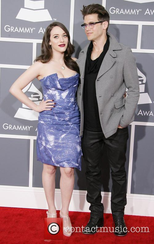 Kat Dennings and Nick Zano