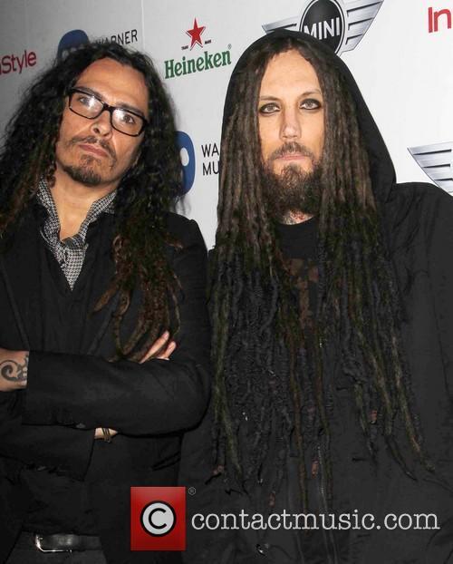Korn, James Shaffer and Celebration 1