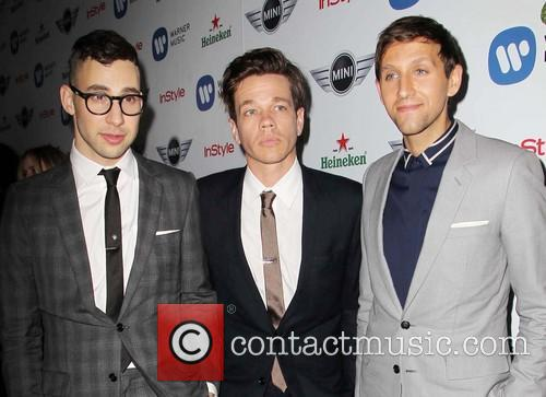 Nate Ruess, Andrew Dost and Jack Antonoff Of The Band