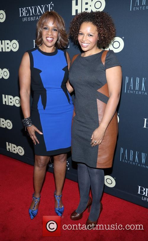 Gayle King and Daughter 5