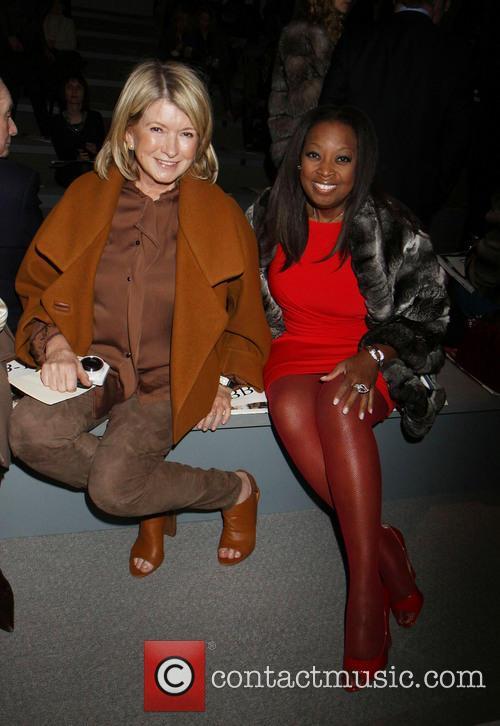 Martha Stewart and Star Jones 5