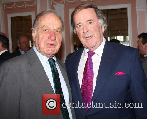 Geoffrey Palmer and Terry Wogan 1