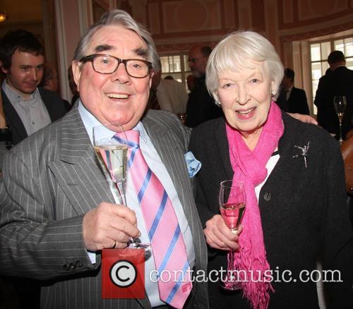 Ronnie Corbett and June Whitfield