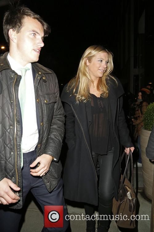 Chelsy Davy and Taylor Williams 10