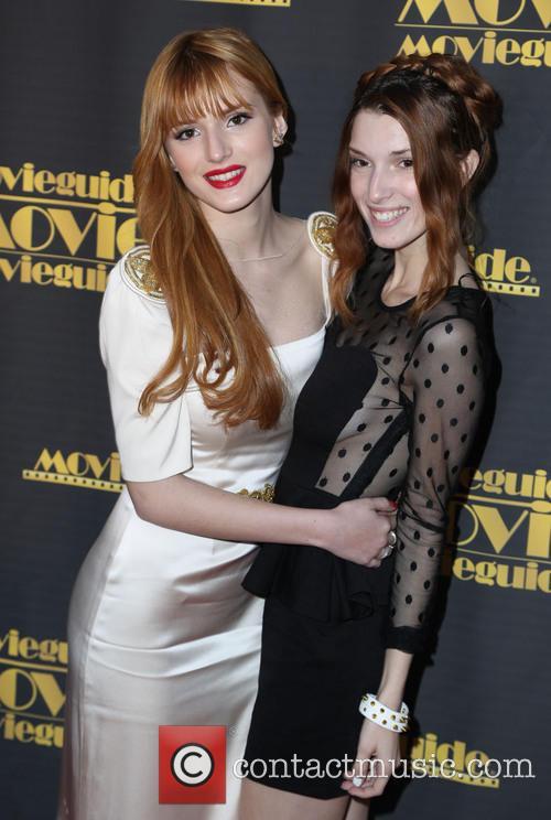 Bella Thorne and Dani Thorne