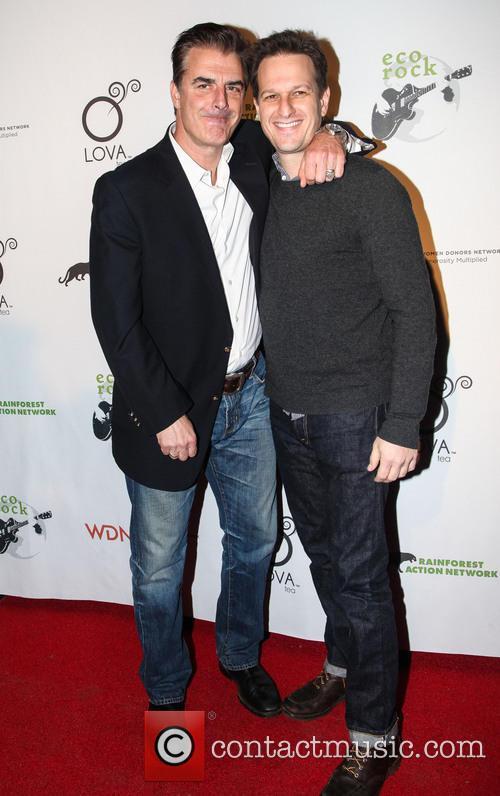Chris Noth and Josh Charles 4