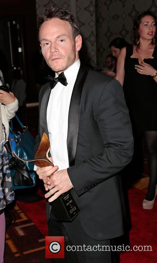 Chris Terrio, Winner Of The Writers Guild Award For Outstanding Script and Adapted Screenplay 3