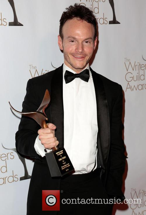 Chris Terrio, Winner Of The Writers Guild Award For Outstanding Script and Adapted Screenplay 4
