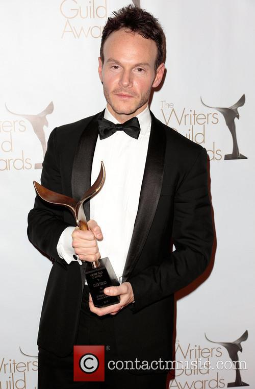 Chris Terrio and Winner Of The Writers Guild Award For Outst 7