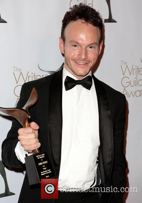 Chris Terrio, Winner Of The Writers Guild Award For Outstanding Script and Adapted Screenplay 8
