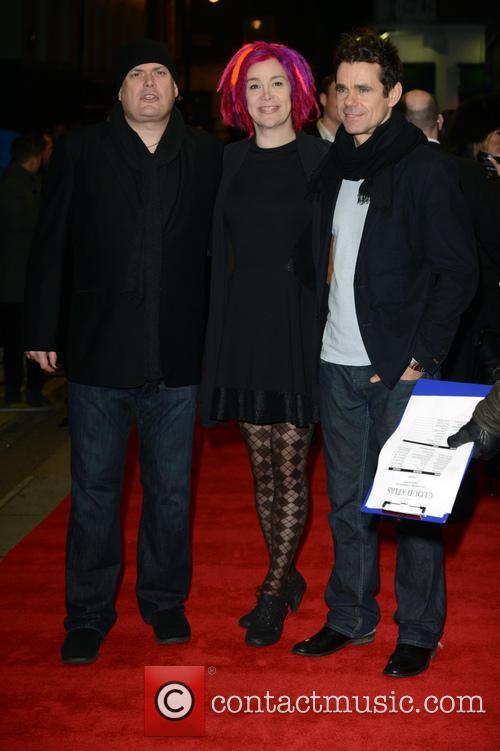 Andy Wachowski and Lana Wachowski
