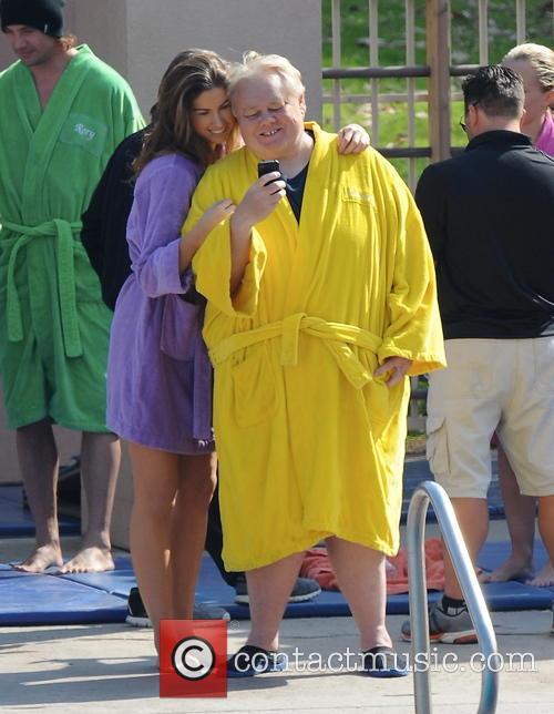 Katherine Webb, 'miss Alabama Usa 2012' and Louie Anderson