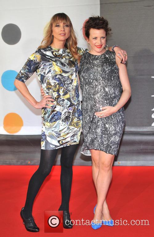 Sarah Cox and Annie Mac