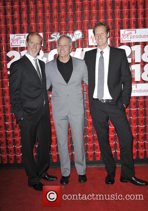 Jon Lucas, Scott Moore and David Hoberman