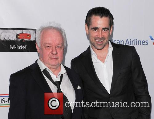 Jim Sheridan and Colin Farrell