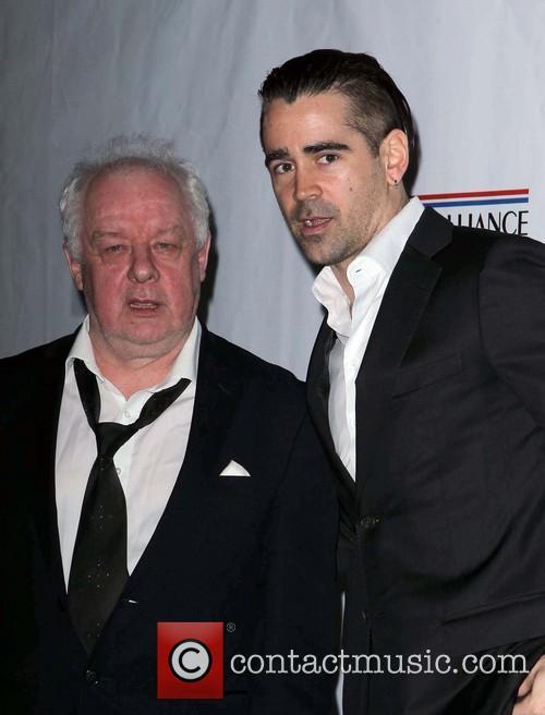 Colin Farrell and Jim Sheridan 7